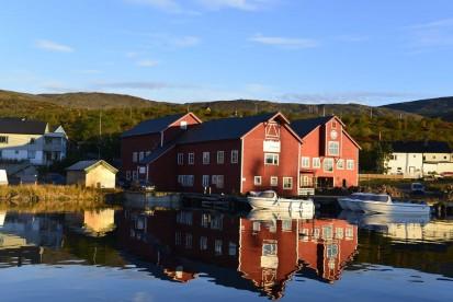 Ansicht Båtsfjord Brygge