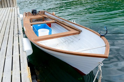 Kvitnesvagen Boot Rana