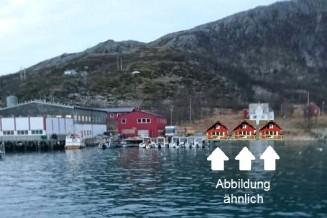 Ferienhütten in Vengsøy Sjøfiske