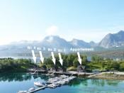 Efjord Sjøhus super Dorsche und Heilbutt