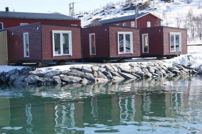 Vengsøy Sjøfiske vom Waser aus