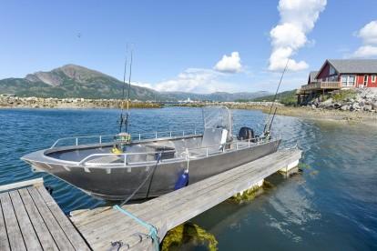 Angelboot Sømnesvika Brygge