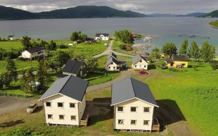 Kastneshamn Ferienhäuser