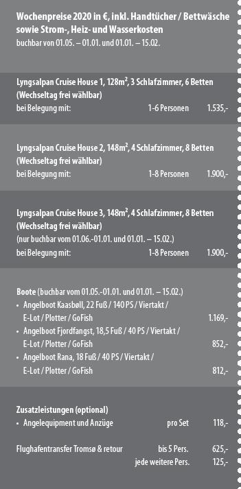 Preisbox Lyngsalpan
