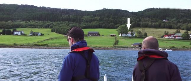 """Strand Sjøfiske Angelboot """"Sting"""""""