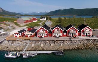 Ferienhäuser in Steigen Brygge