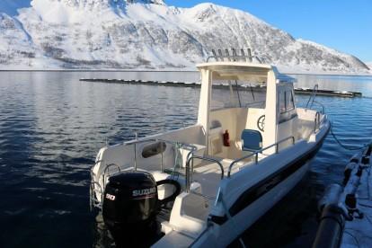 Loppa-Havfiske-Boot-Dolmoy