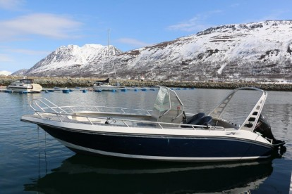 Lyngsalpan Boot 22 Fuß