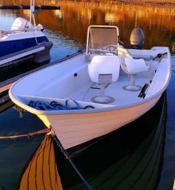 Hansvik Angelboot mit 18 Fuß