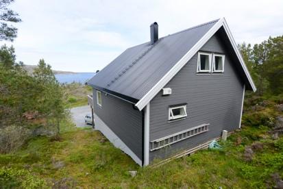 Ferienhaus Måneset Sjøfiske