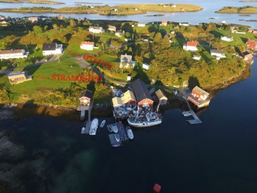 Übersicht Brasøy Sjøfiske