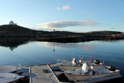 Øien Angelboote Myken Brygge