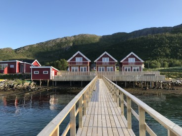 Ferienhäuser Vengsøy Rorbuer