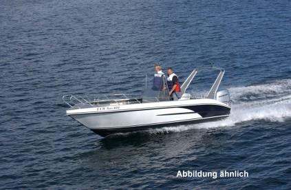 Gemi 21Fuss Angelboot