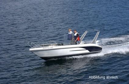 Gemi 625cc, 20ft/80PS/Echolot/Kartenplotter